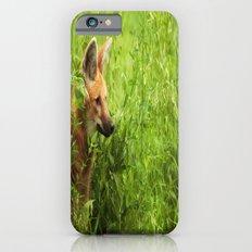 Peeking Out iPhone 6s Slim Case