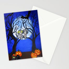 Halloween-6 Stationery Cards