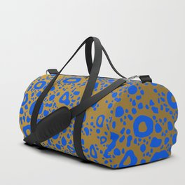 Stingray, blue spotted Duffle Bag