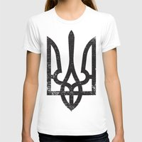 ukraine T-shirts featuring Ukraine by Sitchko Igor
