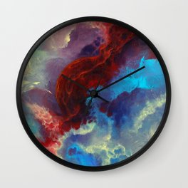 Everything begins with a spark Wall Clock