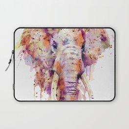 Elephant Head Laptop Sleeve