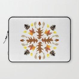Tree Mandala 2 - Watercolor Laptop Sleeve