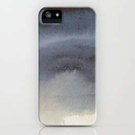 Oil Slick Abstract Art iPhone Case