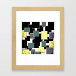 Ingots Framed Art Print