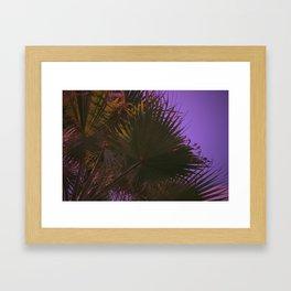 Palm Hands Framed Art Print