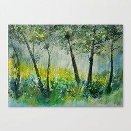 watercolor 212113 Canvas Print