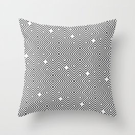 Op Art 24 Throw Pillow