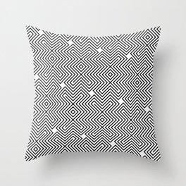 Op Art 24 Throw Pillow