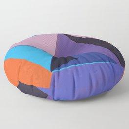 Imaginary Architecture 13 Floor Pillow