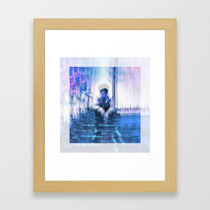 RnR V1 Framed Art Print