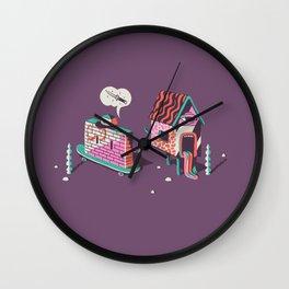 worst enemies Wall Clock