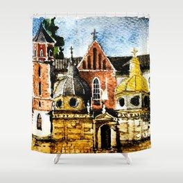 Wawel Shower Curtain
