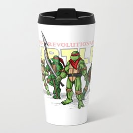 Philippine Revolutionary Ninja Turtles Travel Mug