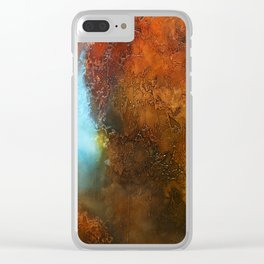 The Truth in Lies Clear iPhone Case