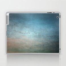 Toward The Sunset Laptop & iPad Skin