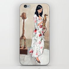 Take Your Meerkat To The Museum iPhone Skin