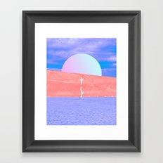 Biss Framed Art Print