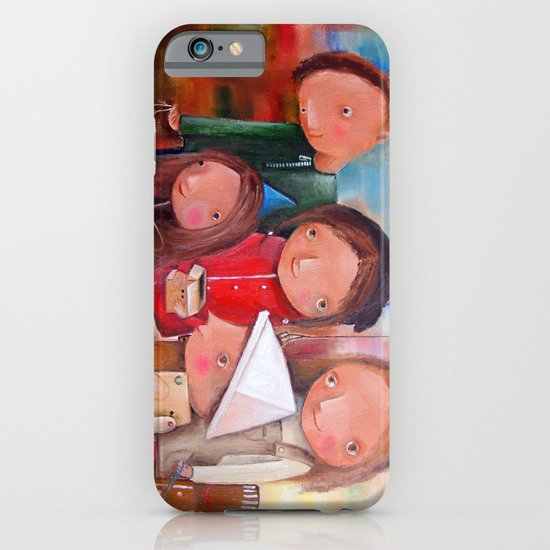 Foundling iPhone & iPod Case