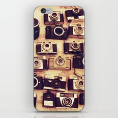 I love analogue photography iPhone & iPod Skin