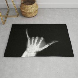 Hang Loose X-Ray Rug