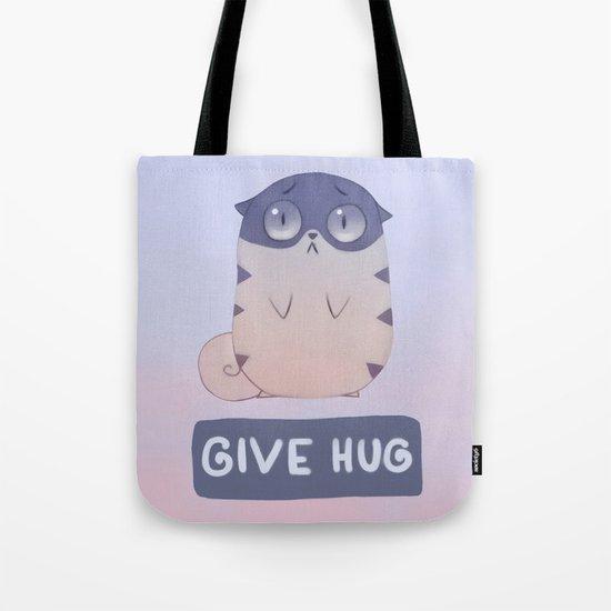 Boggart Hug Tote Bag