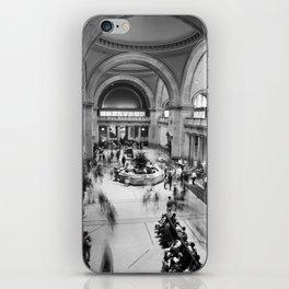 MET New York iPhone Skin