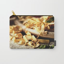 Italian Pasta Enjoyment Carry-All Pouch