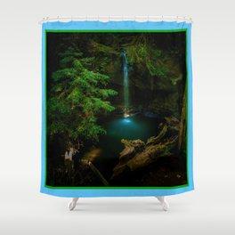 Big Basin Redwood State Park, Boulder Creek, CO Shower Curtain
