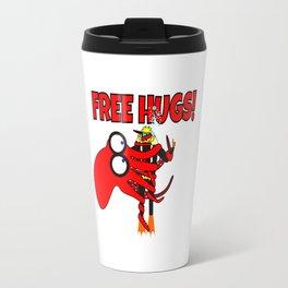 Free Hugs! Travel Mug