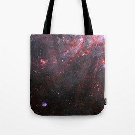 Supernova Destruction Tote Bag