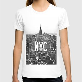 Empire State View / NYC  T-shirt
