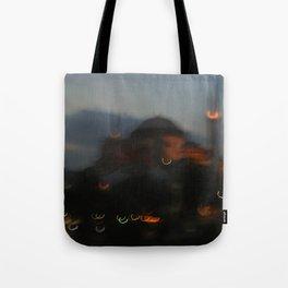 Hagia Sophia Mosque Tote Bag