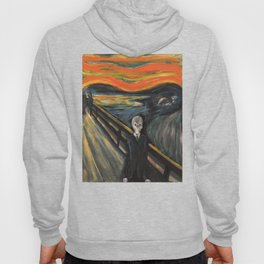 The Silence - When The Doctor Meets Munch Hoody