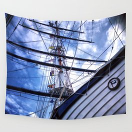 Cutty Sark Wall Tapestry