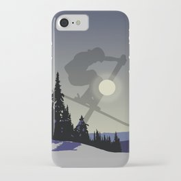 Touch The Morning Sun - Square | DopeyArt iPhone Case