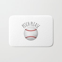 Pitch Please Bath Mat