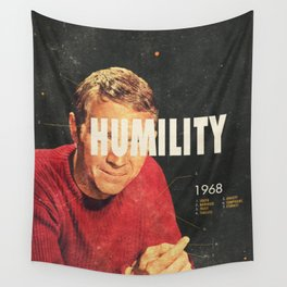 Humility 1968 Wall Tapestry