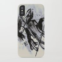 cello iPhone & iPod Cases featuring Cello Song by sladja