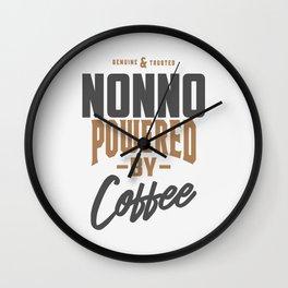 Gift for Nonno Wall Clock