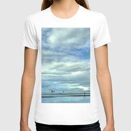 A Rig Passing (Digital Art) T-shirt