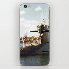 USS JOHN ADAMS (SSBN-620) iPhone Skin