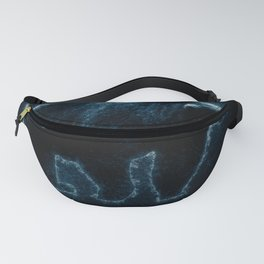 Splash Bear Fanny Pack