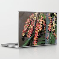 indonesia Laptop & iPad Skins featuring coffee plant (Bali, Indonesia) by Christian Haberäcker - acryl abstract