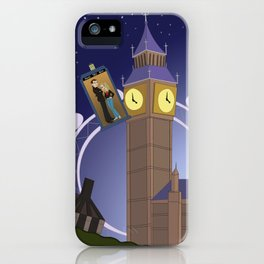 Over London iPhone Case
