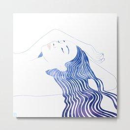 Water Nymph XLIX Metal Print