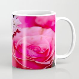 Pink Rose Bouquet Coffee Mug