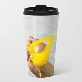 Destroyer of Eggs Metal Travel Mug