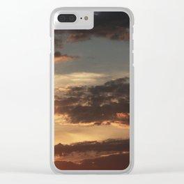 Renaissance Sky Clear iPhone Case
