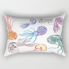 Ammonites Rectangular Pillow